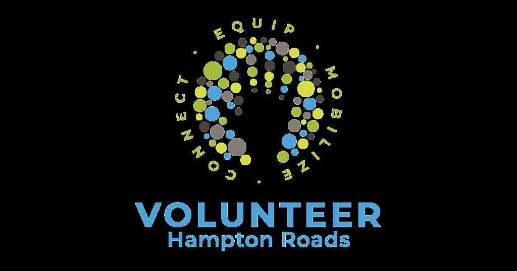 Volunteer Hampton Roads logo