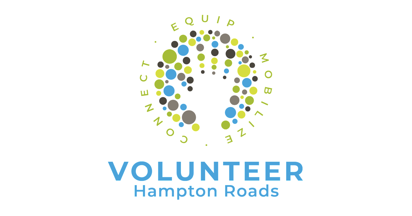 Volunteer Hampton Roads logo